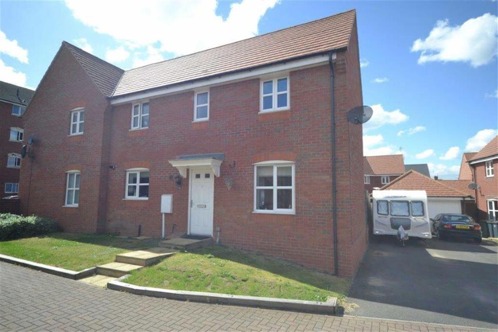 3 Bedrooms Semi Detached House for sale in Borough Way, Nuneaton