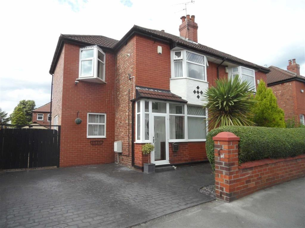 3 Bedrooms Semi Detached House for sale in Cheltenham Road, Cheadle Heath