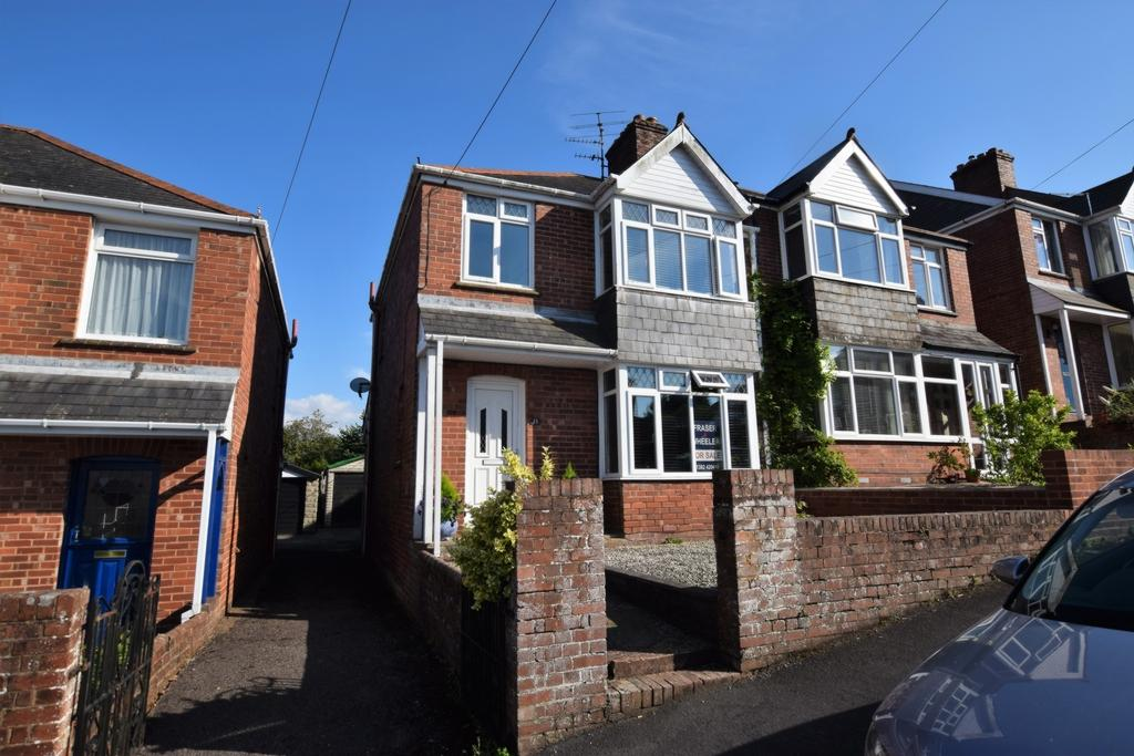 3 Bedrooms House for sale in Cowick Hill, St Thomas, EX2