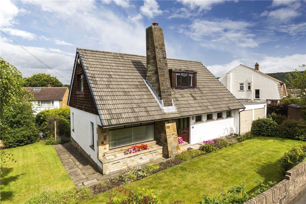 4 Bedrooms Detached House for sale in Ferrands Park Way, Harden, Bingley, West Yorkshire