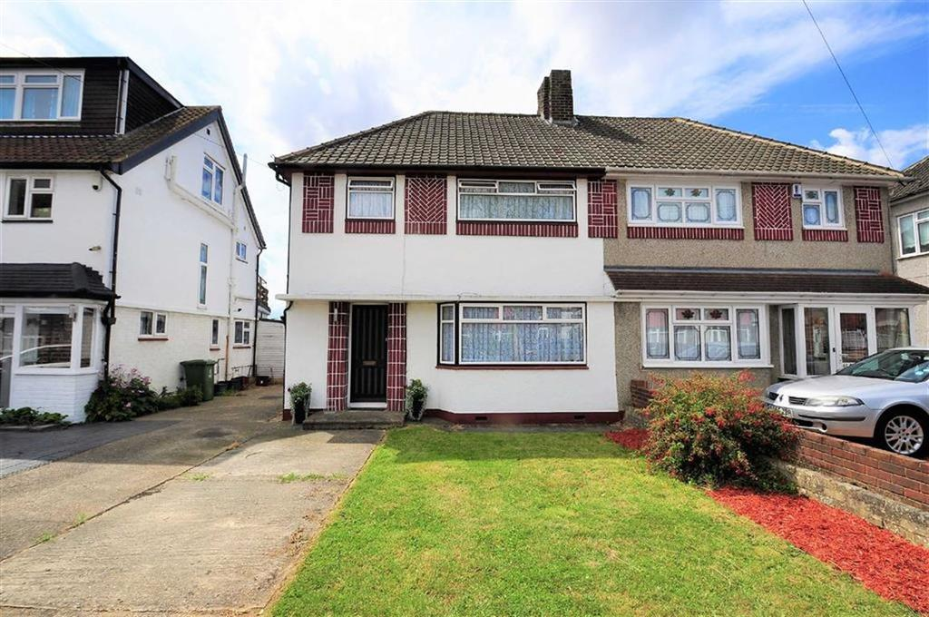 3 Bedrooms Semi Detached House for sale in Percy Road, Bexleyheath