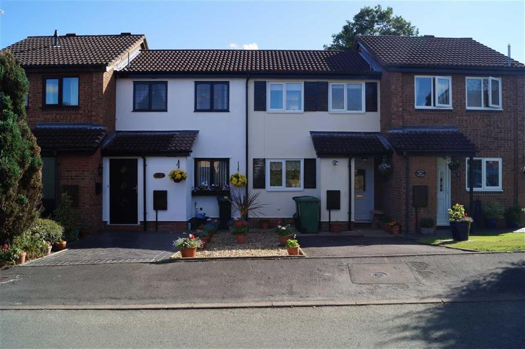 1 Bedroom Terraced House for sale in Edward German Drive, Whitchurch, SY13