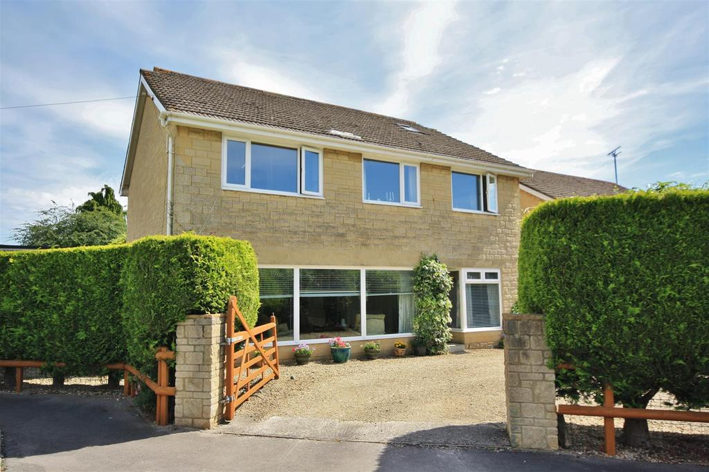 5 Bedrooms Detached House for sale in Leigh Park Road, Bradford-On-Avon