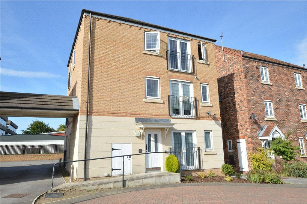 1 Bedroom Apartment Flat for sale in Scholars Gate, Garforth, Leeds, West Yorkshire