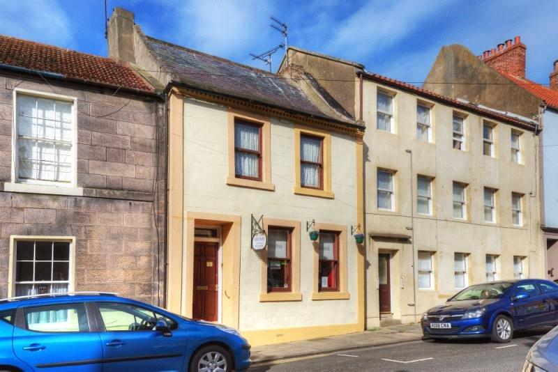 9 Bedrooms Terraced House for sale in Mirandas Guest House, Church Street, Berwick-upon-Tweed, Northumberland