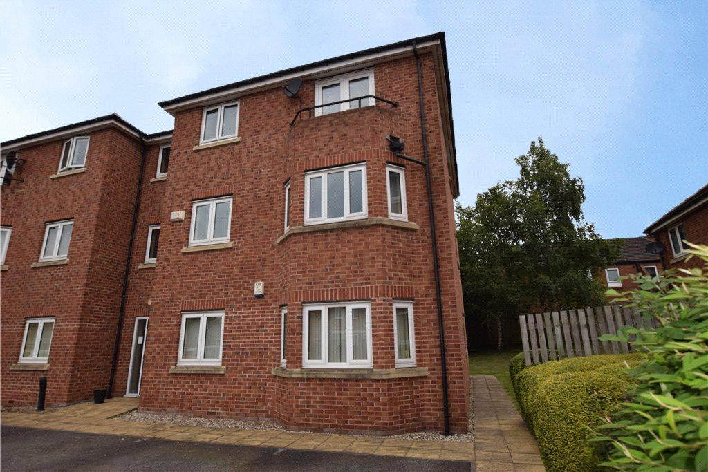 2 Bedrooms Apartment Flat for sale in Saxstead Rise, Leeds, West Yorkshire