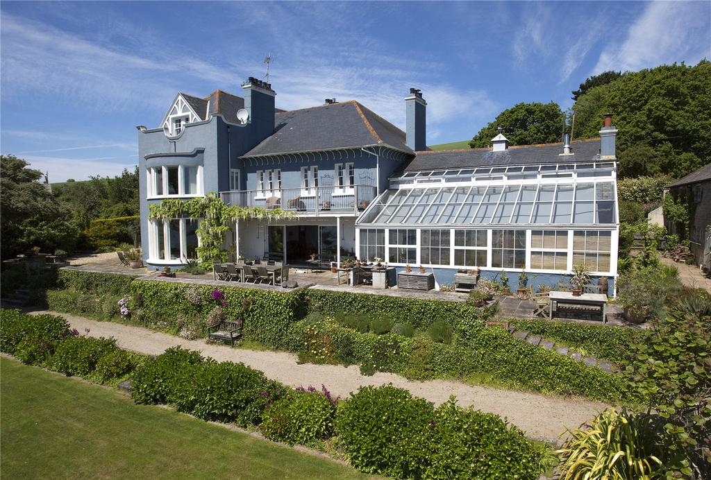 6 Bedrooms Unique Property for sale in Flushing, Falmouth Harbour, South Cornwall, TR11
