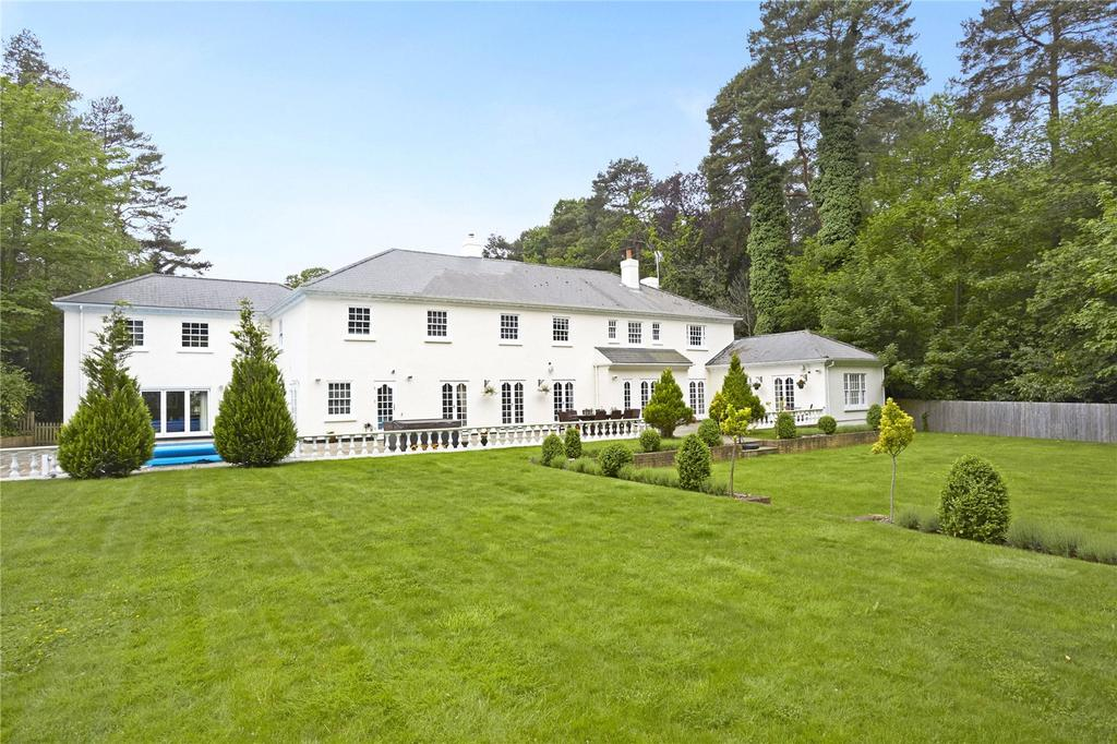 7 Bedrooms Detached House for sale in The Covert, Ascot, Berkshire