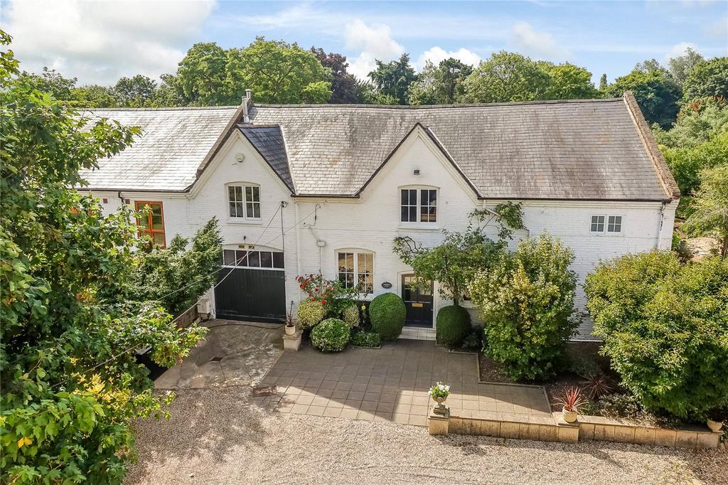5 Bedrooms Semi Detached House for sale in Amerden Lane, Taplow, Maidenhead, Berkshire