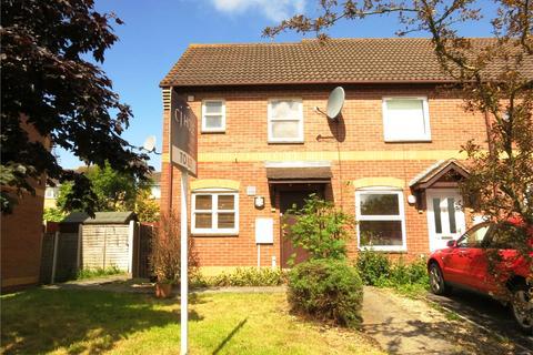 2 bedroom end of terrace house to rent - Palmers Leaze, Bradley Stoke, Bristol, BS32