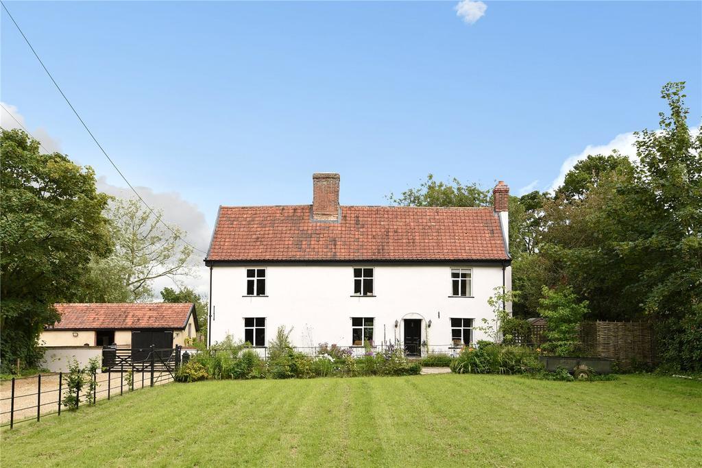 5 Bedrooms Detached House for sale in Little Ellingham, Attleborough, Norfolk