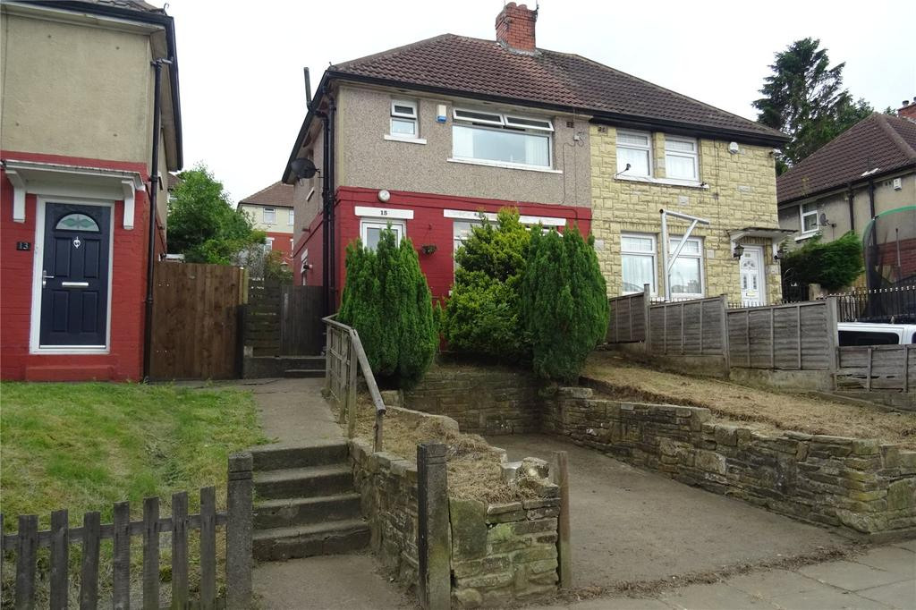 3 Bedrooms Semi Detached House for sale in Lynfield Drive, Bradford, West Yorkshire, BD9
