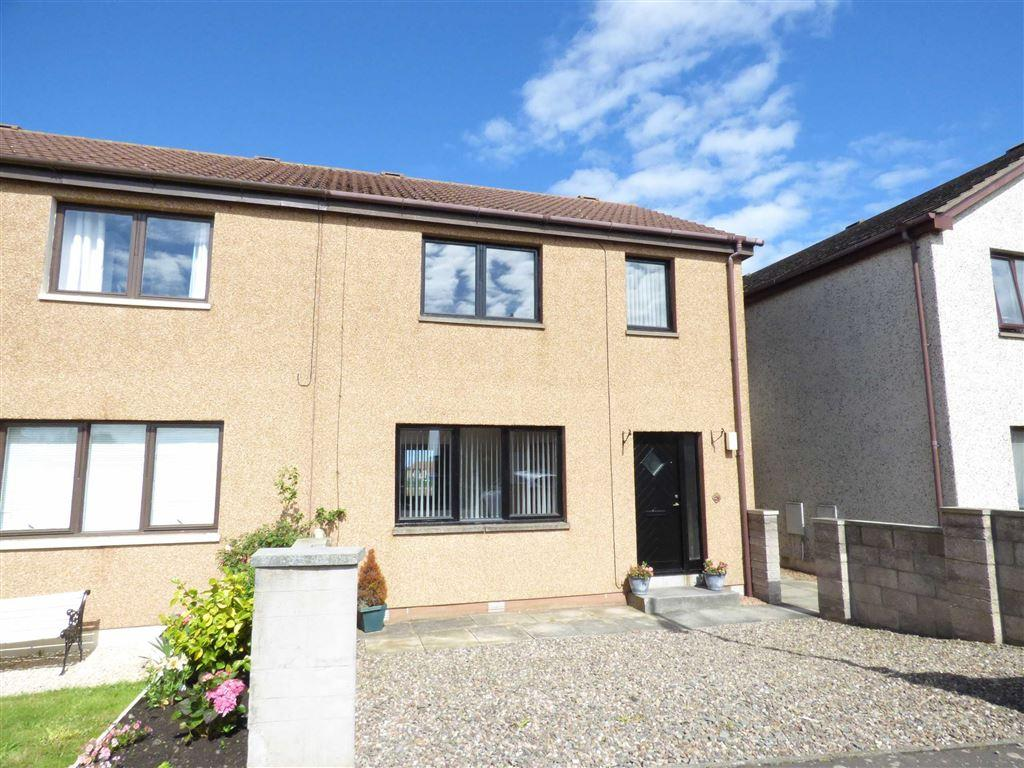 3 Bedrooms Semi Detached House for sale in New Grange Crescent, Pittenweem, Fife