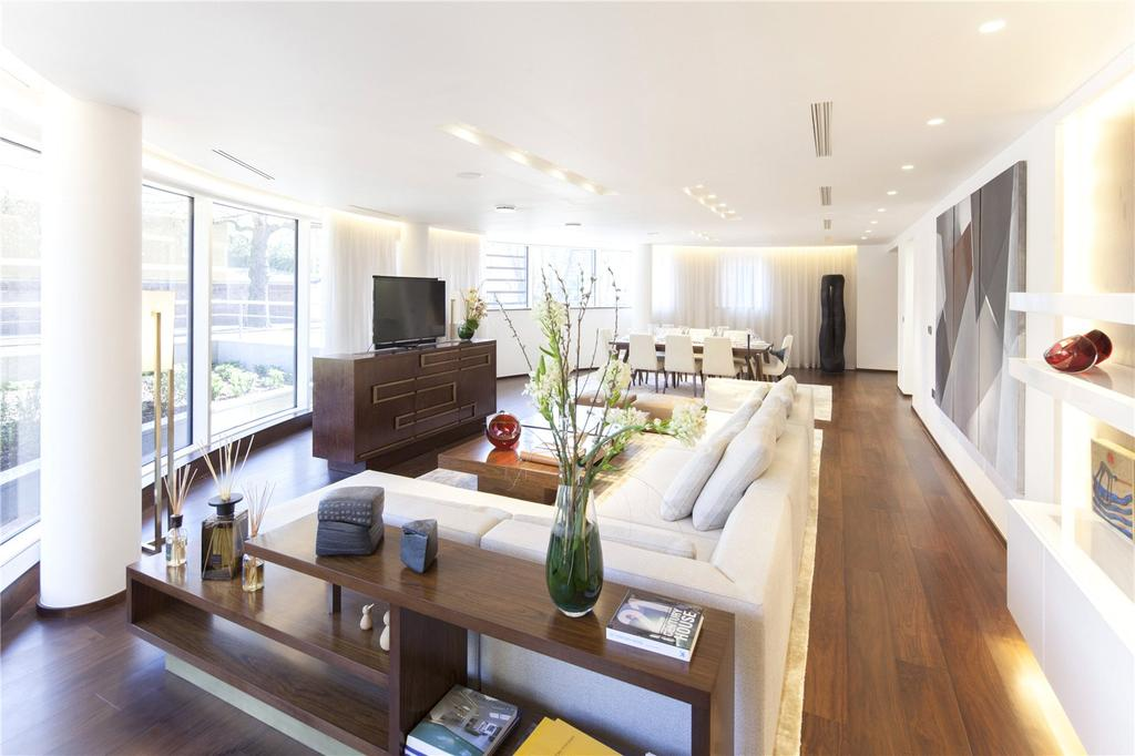 4 Bedrooms Flat for sale in Atrium Apartments, 131 Park Road, London, NW8