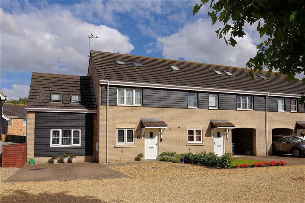 3 Bedrooms Town House for sale in Jeeps Close, Willingham, Cambridge