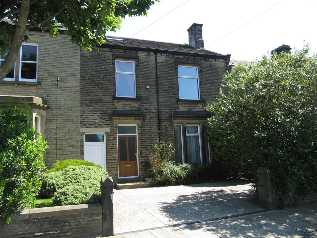 4 Bedrooms Terraced House for sale in Thornhill Road, Marsh, Huddersfield, HD3
