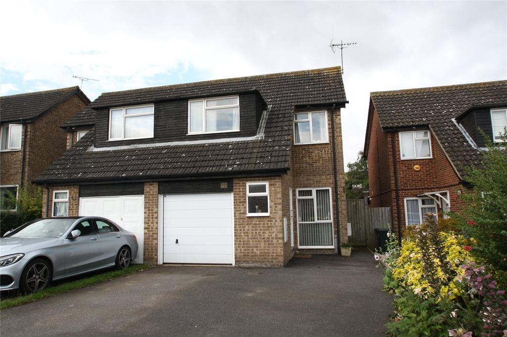 3 Bedrooms Semi Detached House for sale in Onslow Drive, Thame, OX9