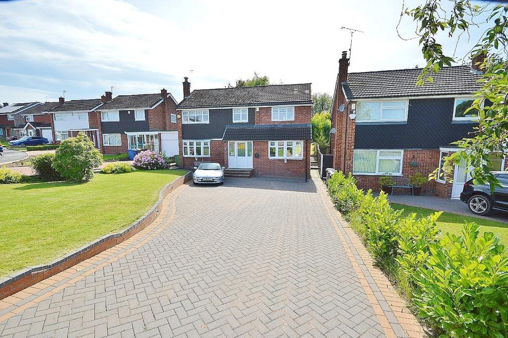 4 Bedrooms Detached House for sale in Levens Close, Gatley