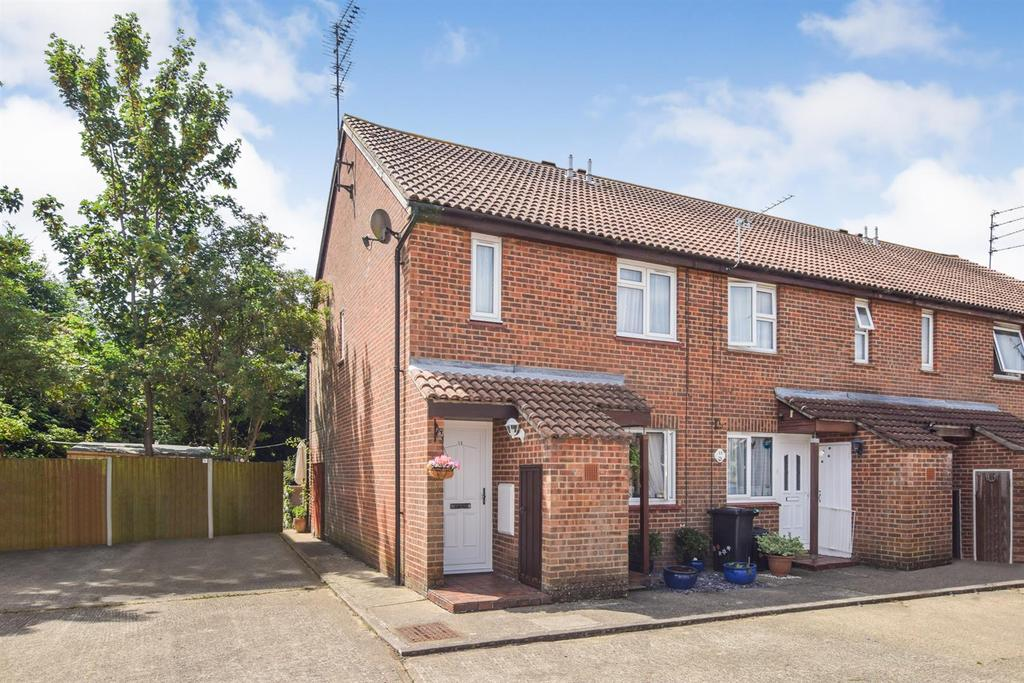 1 Bedroom Maisonette Flat for sale in Heron Way, Heybridge, Maldon