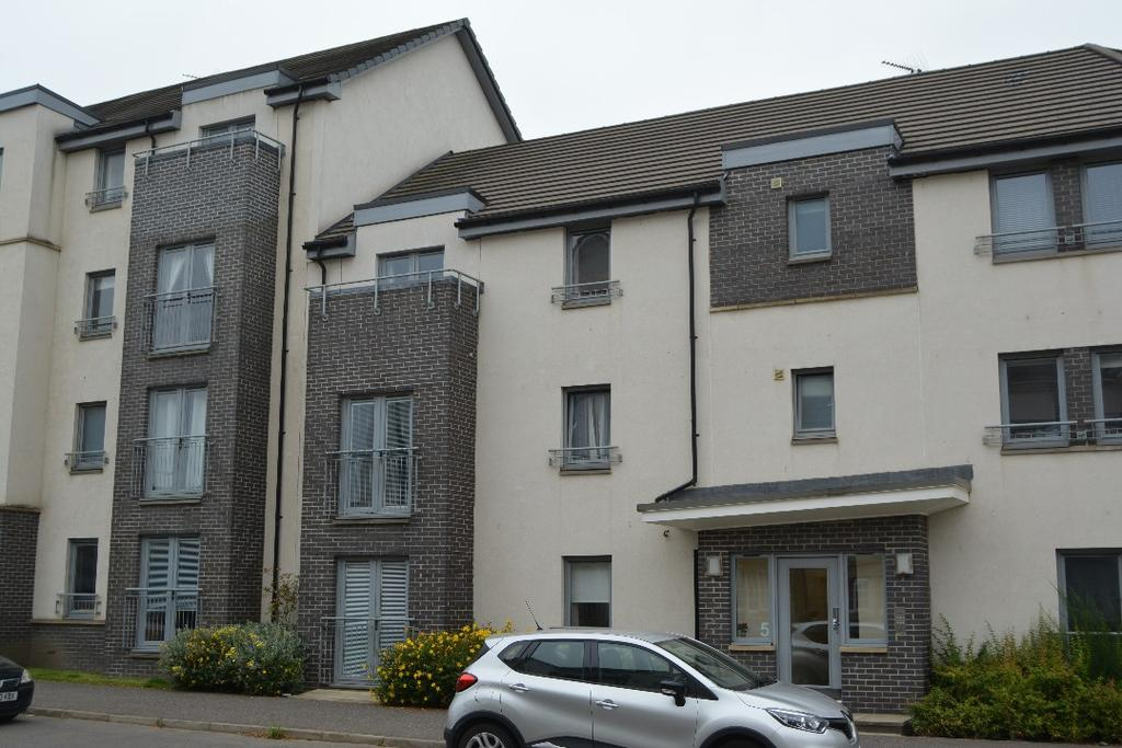 2 Bedrooms Flat for sale in Crookston Court, Larbert, Falkirk, FK5 4XE