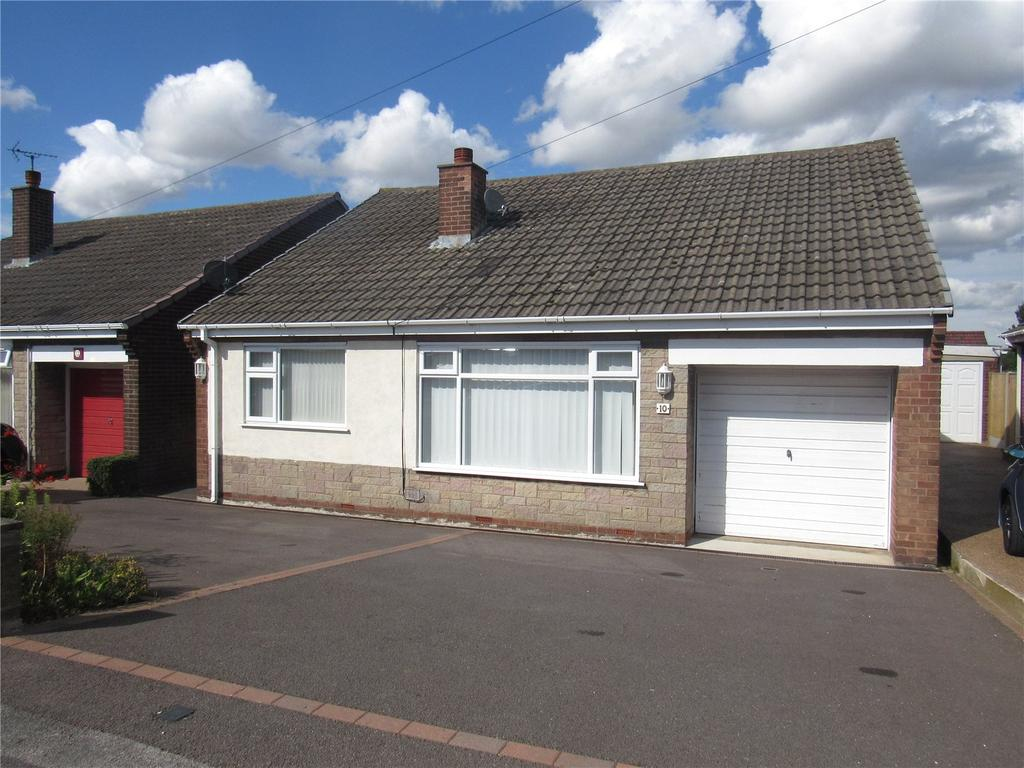 3 Bedrooms Detached Bungalow for sale in Penrith Place, Mansfield, Nottinghamshire, NG19