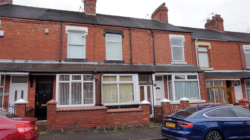 2 Bedrooms Terraced House for sale in Simpson Street, Wolstanton,Newcastle, Staffs
