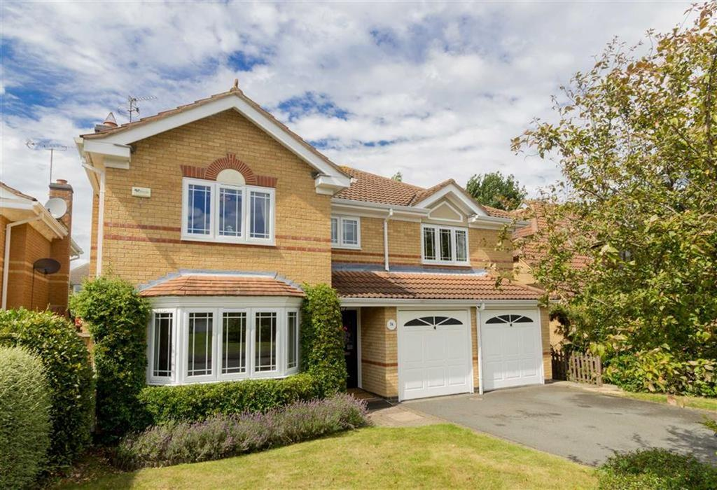4 Bedrooms Detached House for sale in Spruce Avenue, Loughborough, LE11
