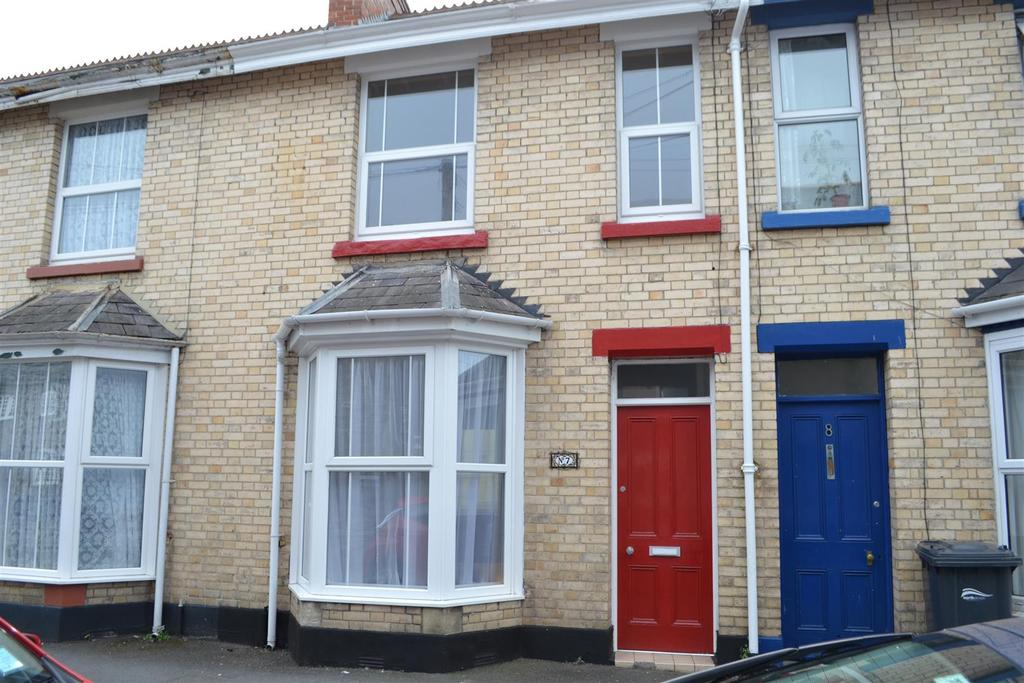 3 Bedrooms Terraced House for sale in Ceramic Terrace, Barnstaple