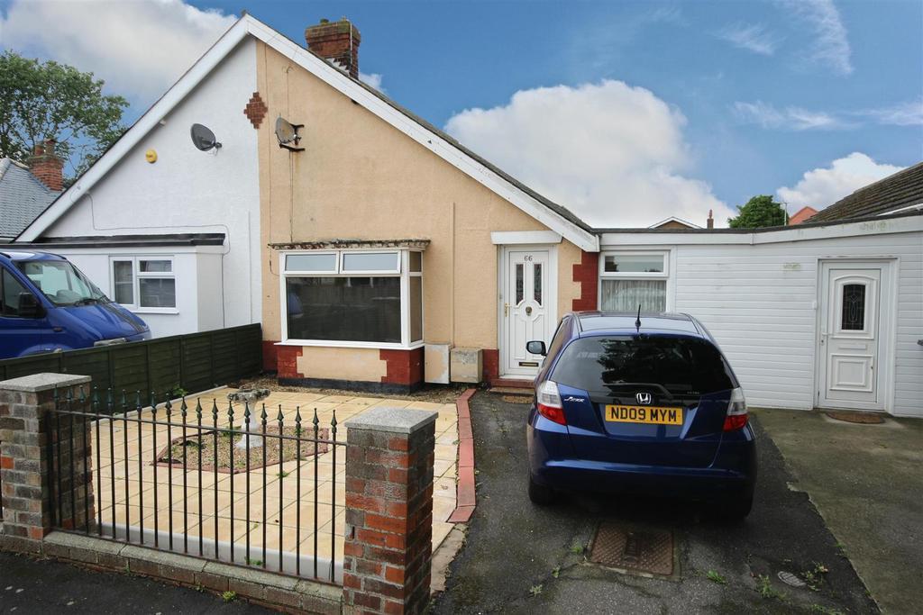 2 Bedrooms Semi Detached Bungalow for sale in Waterloo Road, Mablethorpe
