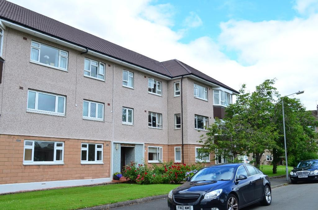 3 Bedrooms Flat for sale in Dorchester Court, 5 Monmouth Avenue, Kelvindale, Glasgow, G12 0BT