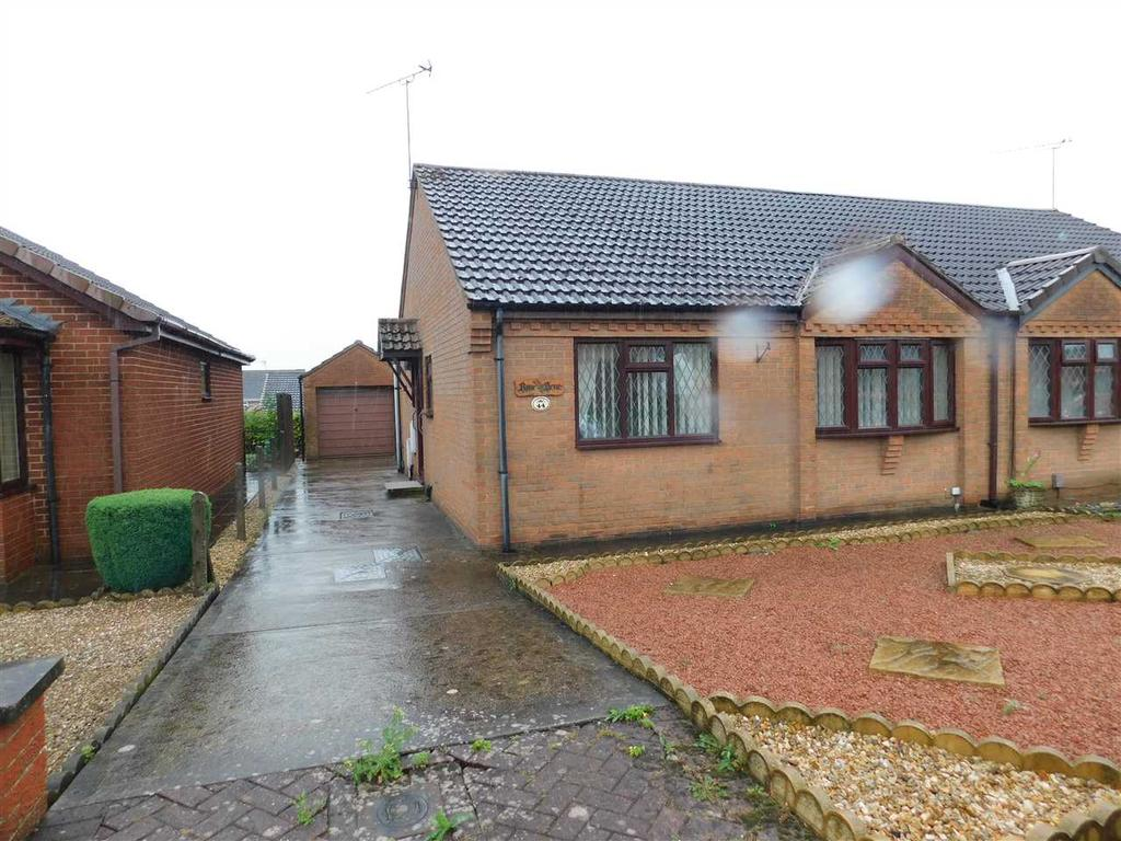 2 Bedrooms Bungalow for sale in BLENHEIM COURT, BOTTESFORD, SCUNTHORPE