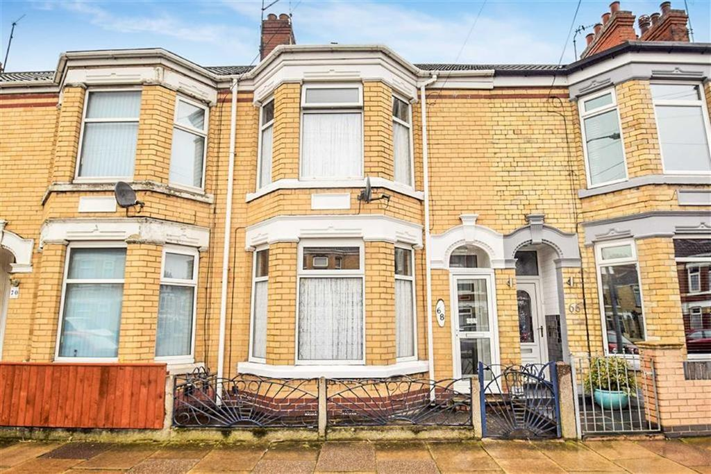 3 Bedrooms Terraced House for sale in Summergangs Road, Hull, East Yorkshire, HU8