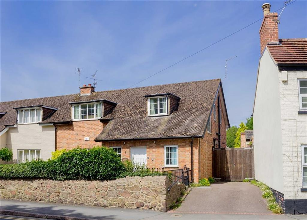 3 Bedrooms Semi Detached House for sale in Meeting Street, Quorn, LE12