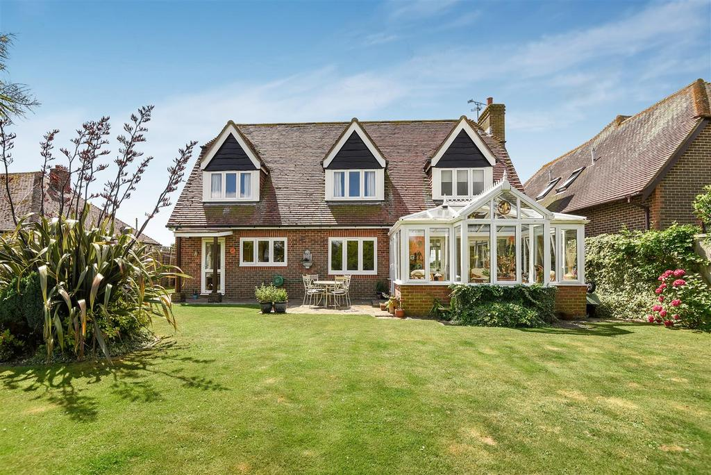 4 Bedrooms Detached House for sale in Summer Lane, Nyetimber