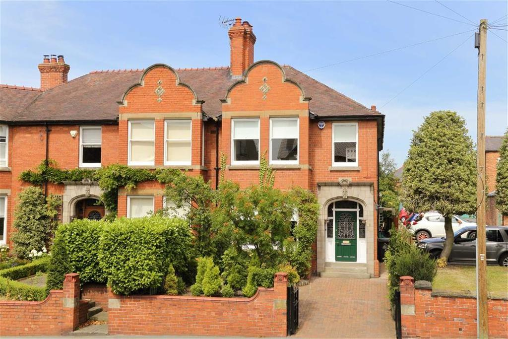 4 Bedrooms Semi Detached House for sale in Station Road, Whitchurch, SY13