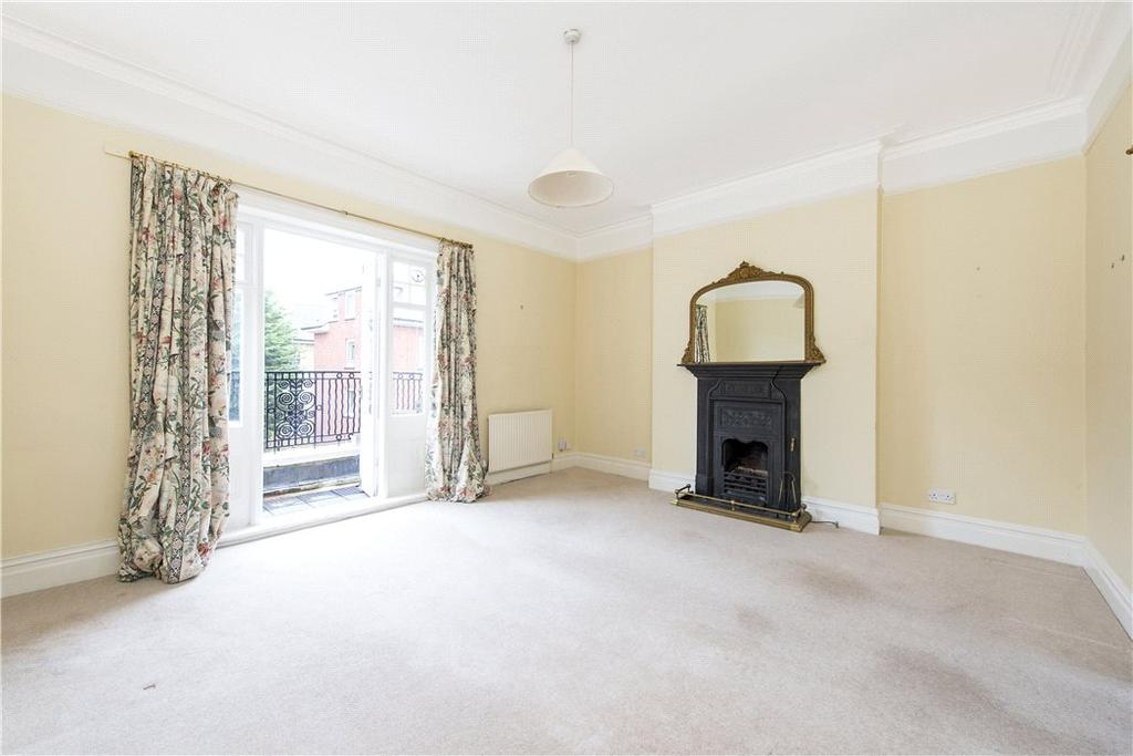 3 Bedrooms Flat for sale in Antrim Mansions, Antrim Road, Belsize Park, London, NW3