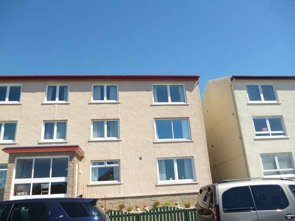 3 Bedrooms Flat for sale in 53D Walkerston Avenue, Largs, KA30 8EP