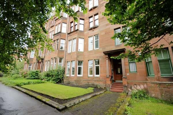 1 Bedroom Flat for sale in 0/1, 28 Woodcroft Avenue, Broomhill, Glasgow, G11 7HY