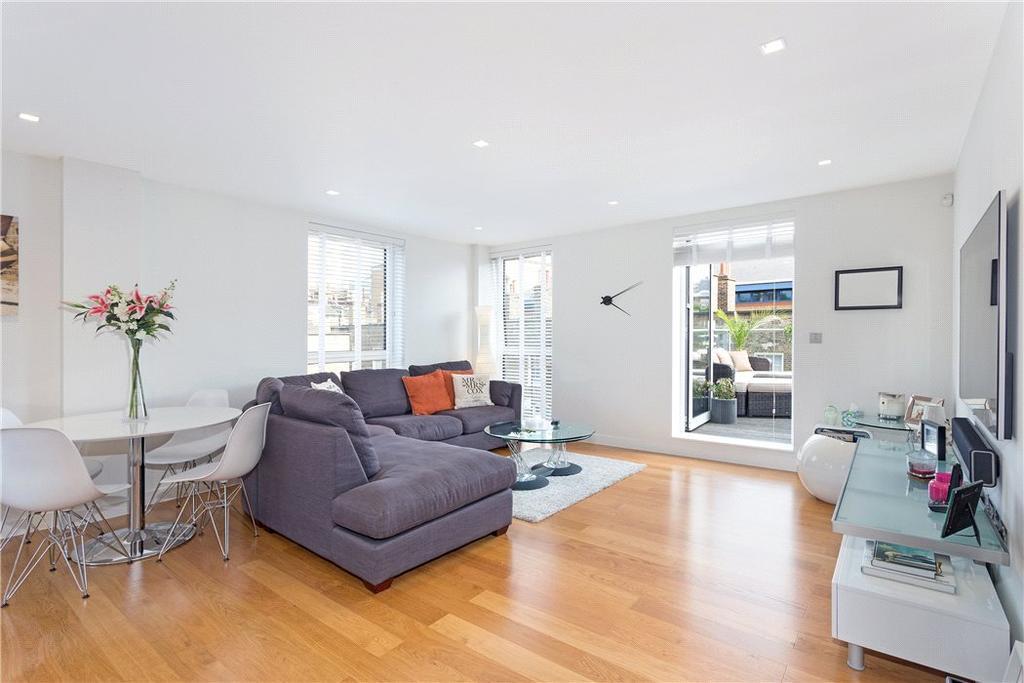 3 Bedrooms Flat for sale in Maldon Apartments, Micawber Street, Islington, London, N1