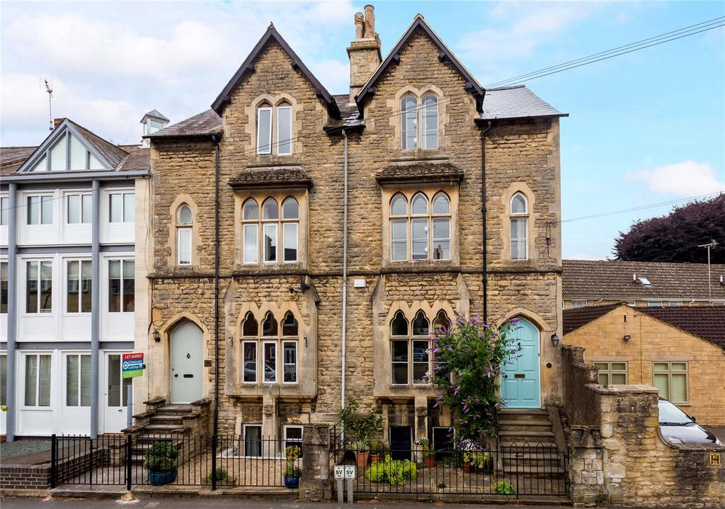 4 Bedrooms House for sale in Victoria Road, Cirencester, Gloucestershire