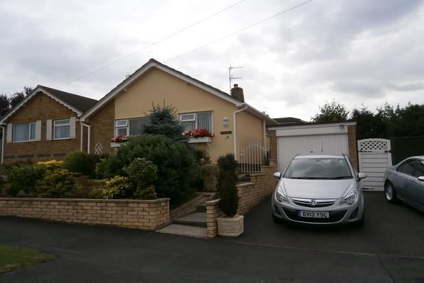 2 Bedrooms Detached Bungalow for sale in Loxley Road, Glenfield, Leicester, LE3