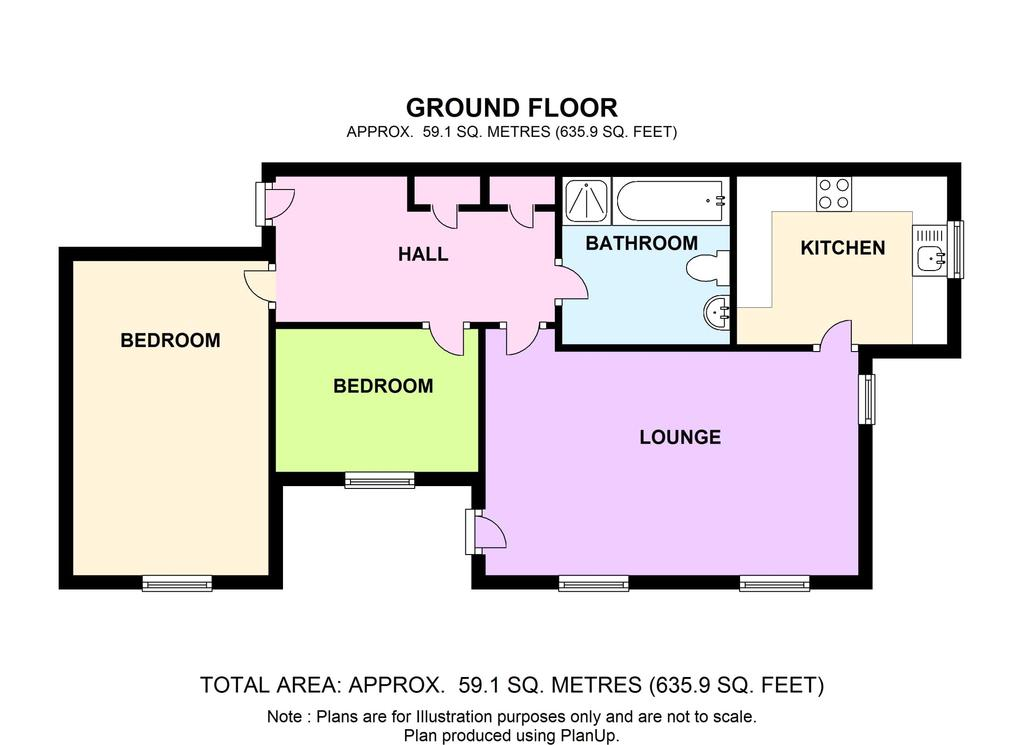 Floorplan: Picture No.11