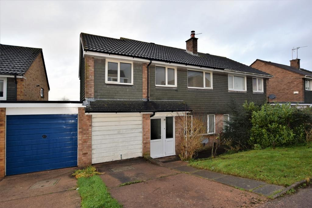 4 Bedrooms House for sale in Spinney Close, Broadfields, EX2