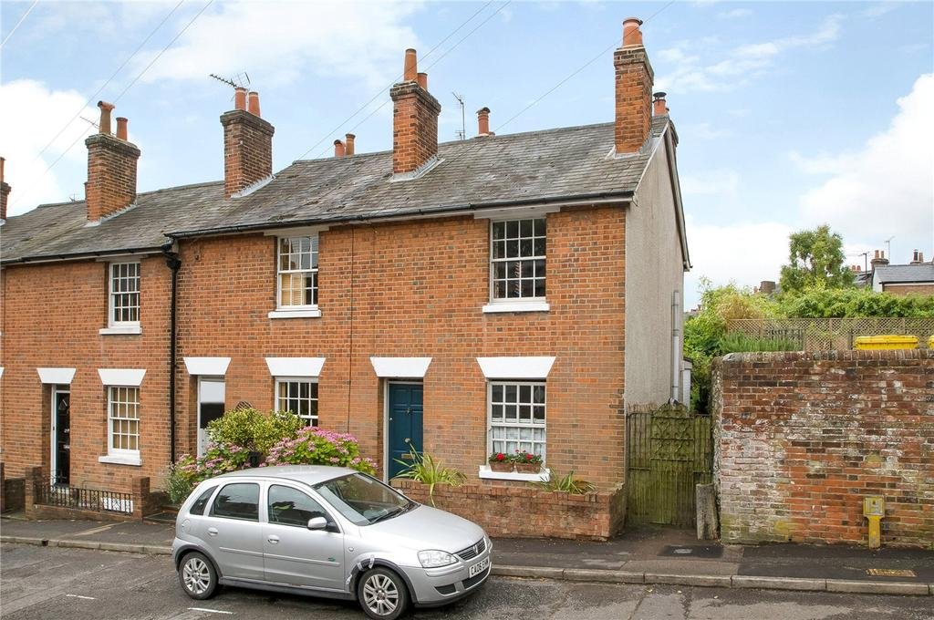 2 Bedrooms End Of Terrace House for sale in Newburgh Street, Winchester, Hampshire, SO23