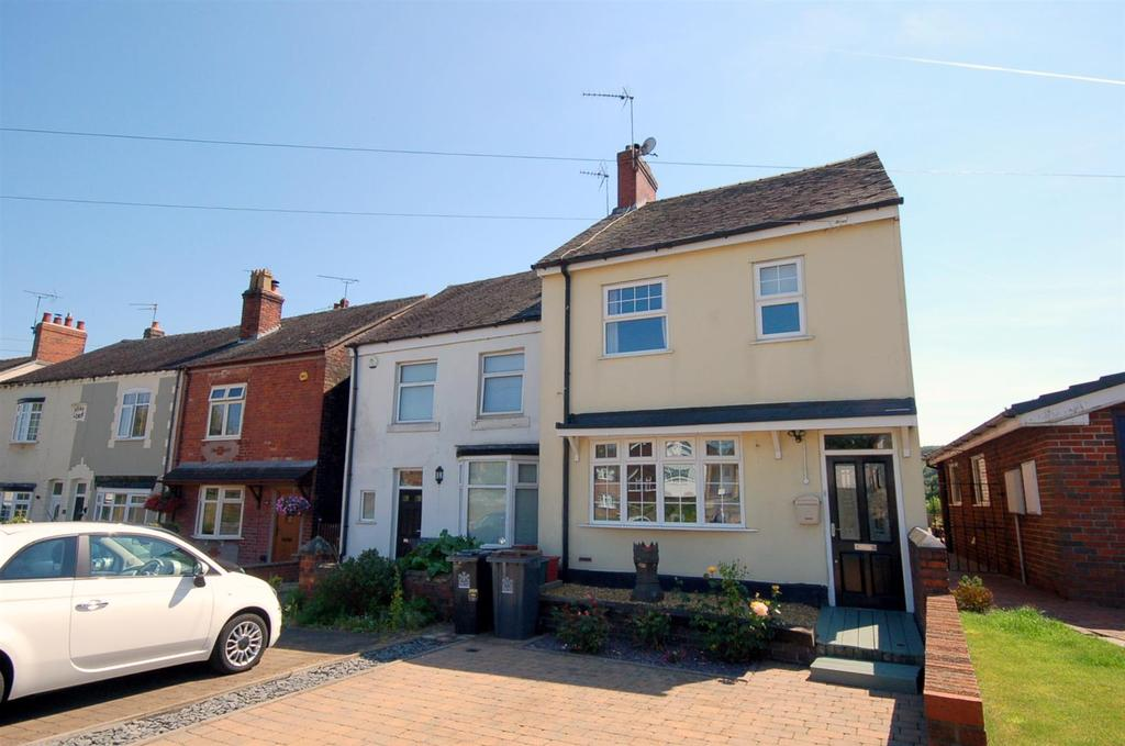 3 Bedrooms Semi Detached House for sale in Heathcote Road, Miles Green