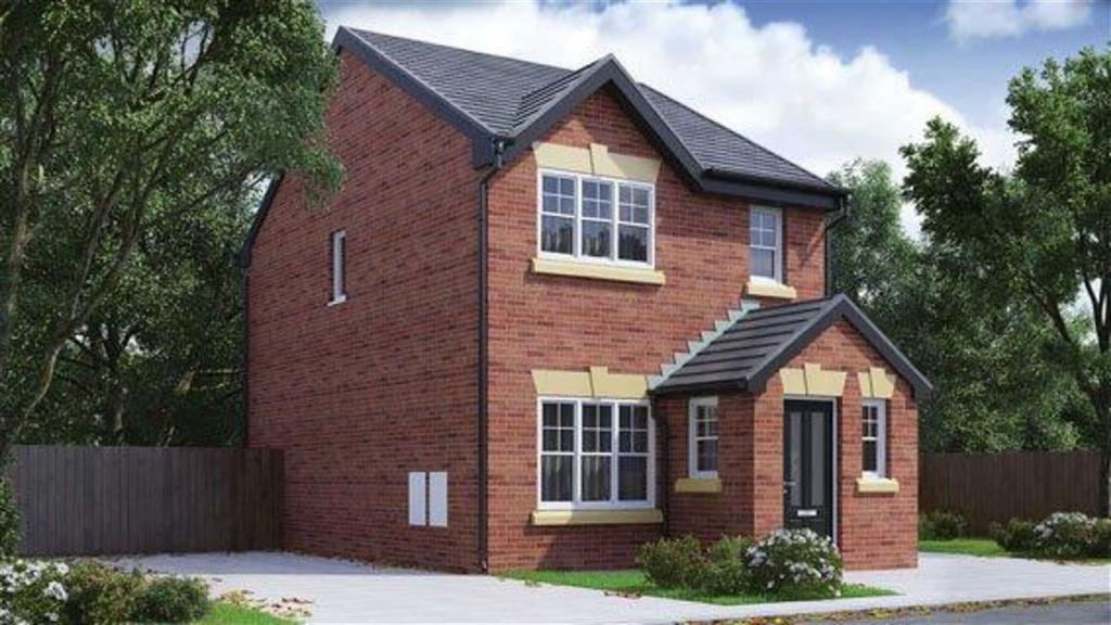 3 Bedrooms Detached House for sale in Plot 4, Eclipse Park, Feniscowles, Blackburn