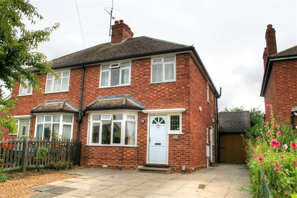 3 Bedrooms Semi Detached House for sale in Rampton Road, Cottenham, Cambridge