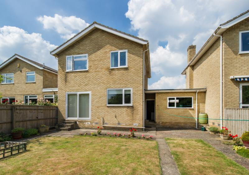 3 Bedrooms Detached House for sale in Trafford Road, Headington, Oxford, Oxfordshire