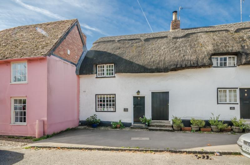 3 Bedrooms Terraced House for sale in Little St Simons Cottage, High Street, Dorchester-on-Thames, Wallingford, Oxfordshire