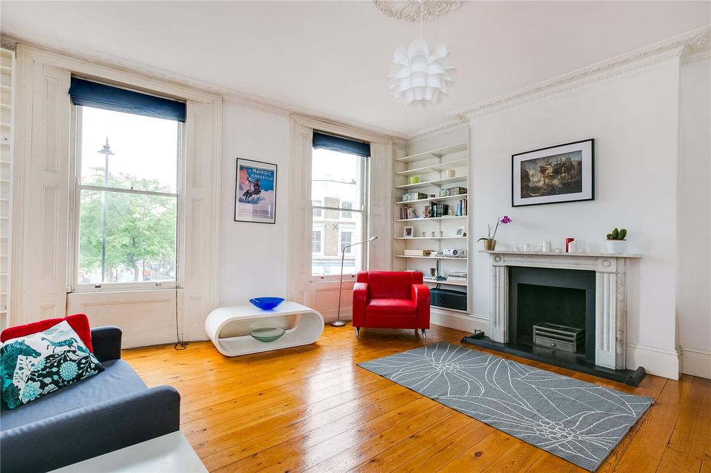 4 Bedrooms Flat for sale in Golborne Road, North Kensington, London